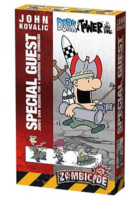 Einfach und sicher online bestellen: Zombicide - Special Guest John Kovalic in Österreich kaufen.
