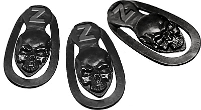Einfach und sicher online bestellen: Zombicide - Skull Trackers in Österreich kaufen.