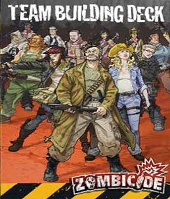 Einfach und sicher online bestellen: Zombicide - Team Building Deck in Österreich kaufen.