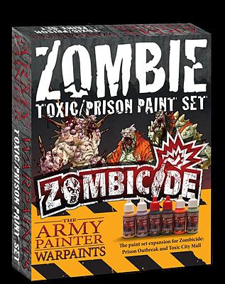 Einfach und sicher online bestellen: Zombicide - Zombie Toxic Paint Set in Österreich kaufen.