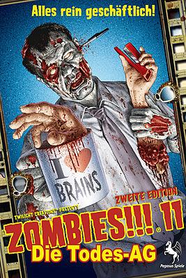 Einfach und sicher online bestellen: Zombies!!! 11: Todes AG in Österreich kaufen.