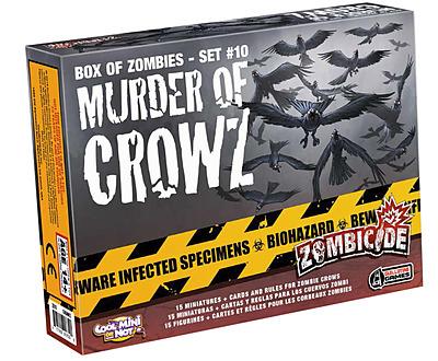 Einfach und sicher online bestellen: Zombicide - Murder of Crows in Österreich kaufen.