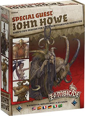 Einfach und sicher online bestellen: Black Plague Special Guest John Howe in Österreich kaufen.