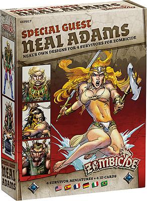 Einfach und sicher online bestellen: Black Plague Special Guest Neal Adams in Österreich kaufen.