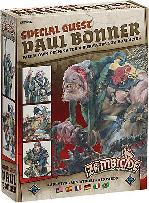 Einfach und sicher online bestellen: Black Plague Special Guest Paul Bonner in Österreich kaufen.