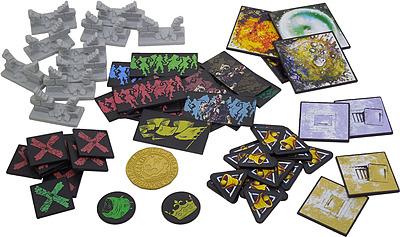 Einfach und sicher online bestellen: Zombicide - Black Plague Plastic Token Pack in Österreich kaufen.
