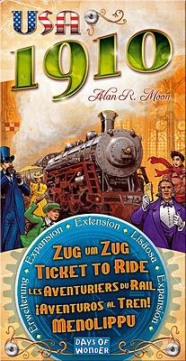 Einfach und sicher online bestellen: Zug um Zug USA 1910 in Österreich kaufen.
