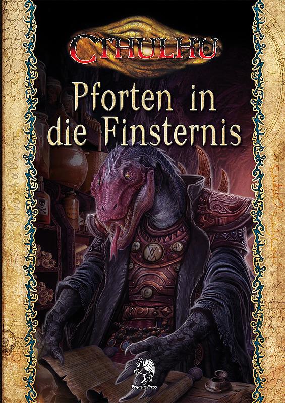 Konige Der Finsternis Karte.Cthulhu Pforten In Der Finsternis Gameware At