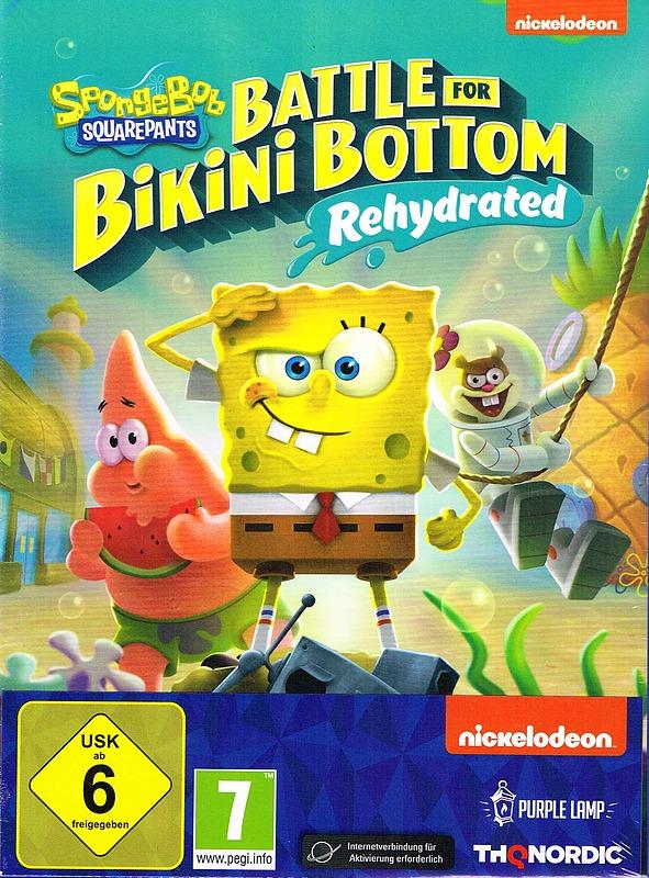 20b67a4eda Einfach und sicher online bestellen: SpongeBob SquarePants: Battle of Bikini  Bottom in Österreich kaufen