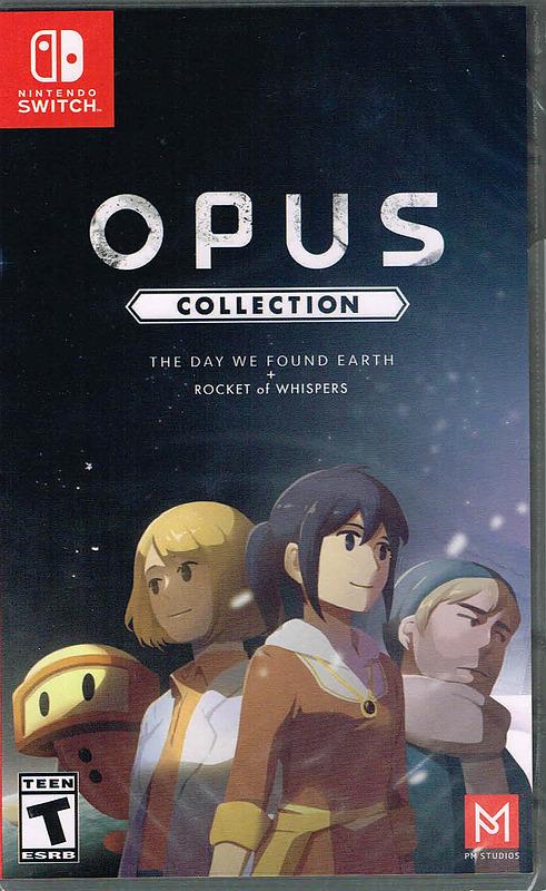 15796ff26c Einfach und sicher online bestellen: OPUS Collection: The Day We Found  Earth + in