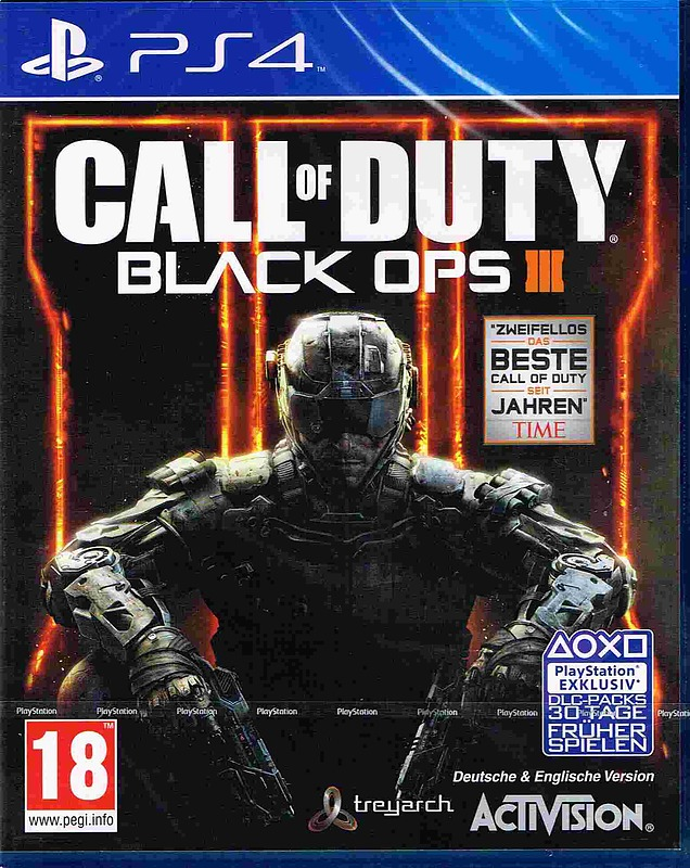 call of duty black ops 3 zombie chronicles f r ps4 und xbox one kaufen. Black Bedroom Furniture Sets. Home Design Ideas
