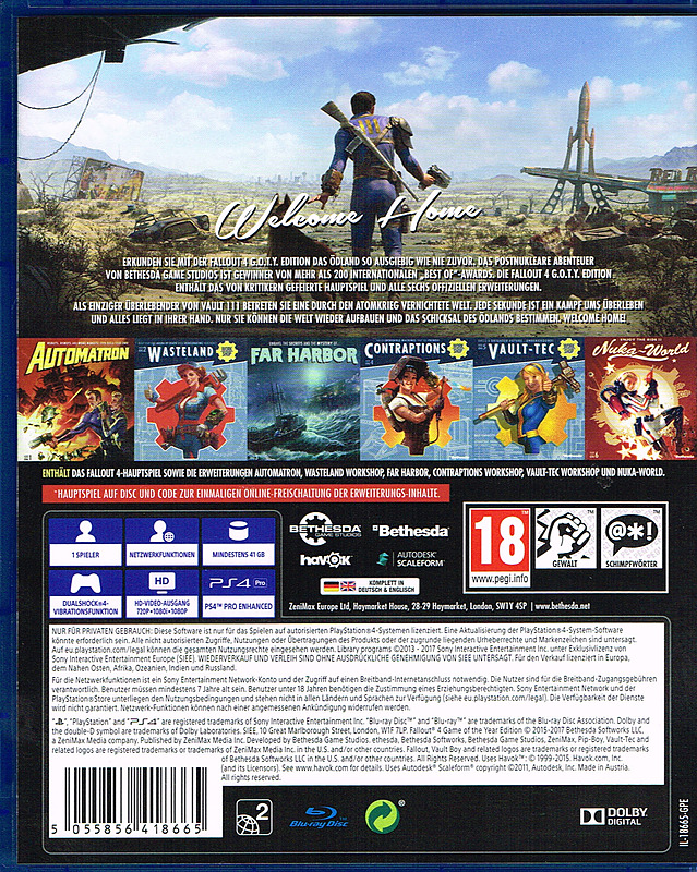 Fallout 4 Game Of The Year Edition Gamewareat