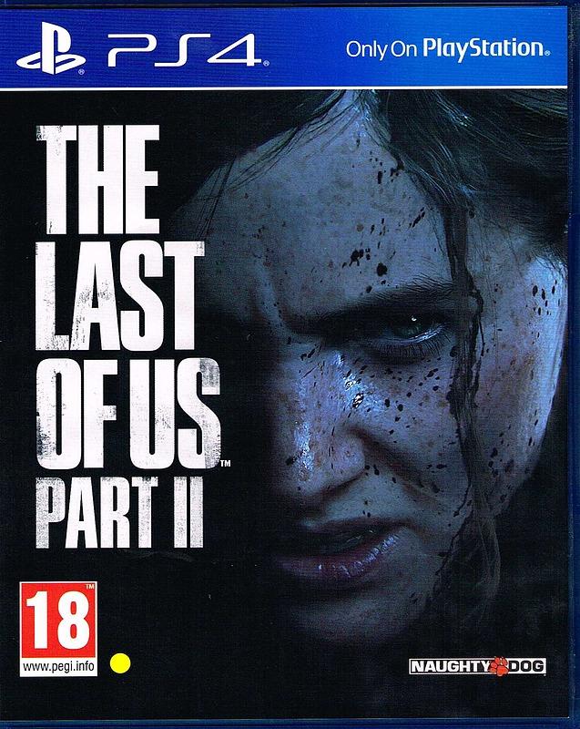 The Last Of Us Anstecker-Paket Part II Ellie
