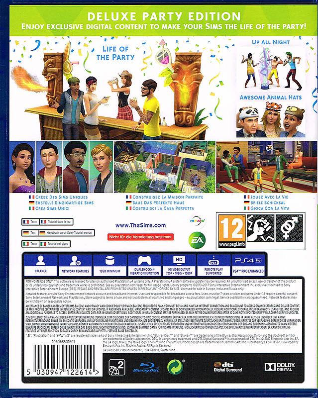 PlayStation 4 - Spiele bis 12 Jahre - PS4-Games für Kinder ...