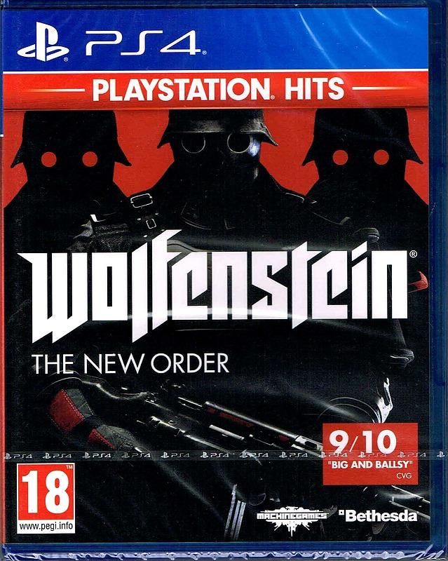 Wolfenstein: The New Order gameware.at