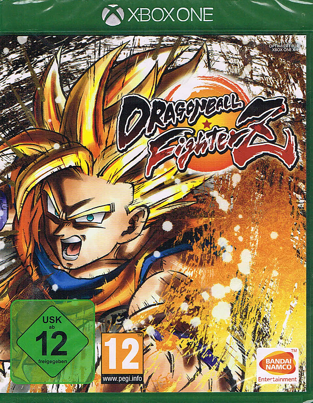 Dragon Ball Fighterz Gameware At