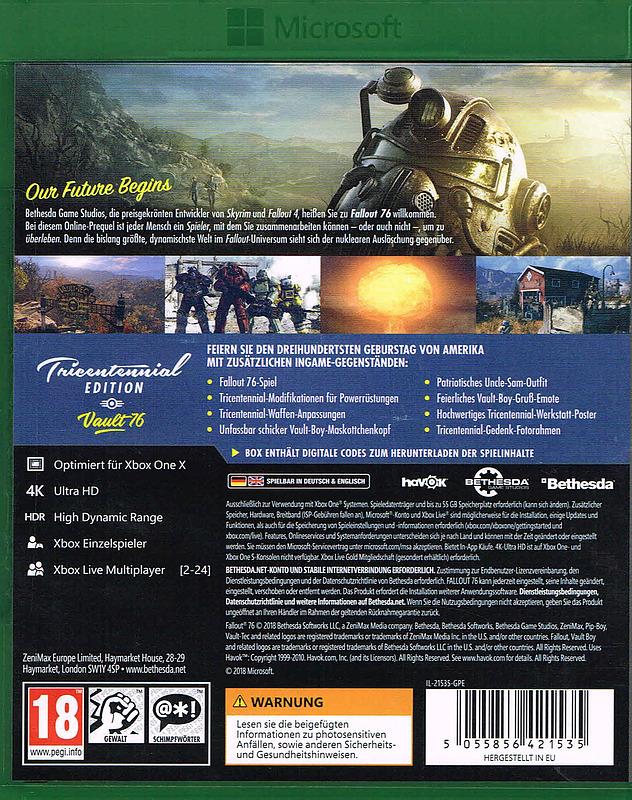 Xbox One Endzeit-Spiele - Xbox Endzeit Games zu den besten Preisen