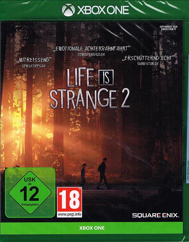 1f36314394 Einfach und sicher online bestellen: Life is Strange 2 (AT-PEGI) in