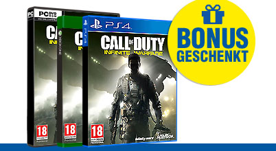 Call of Duty: Infinite Warfare uncut PEGI bei Gameware kaufen!