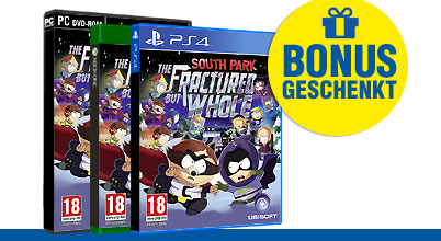 South Park: The Fractured but Whole uncut PEGI bei Gameware kaufen!