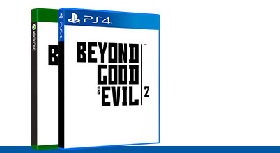 Beyond Good and Evil 2 kaufen!