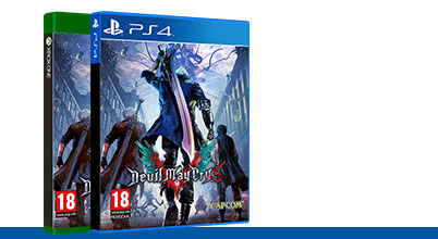 Devil May Cry 5 bei Gameware kaufen!