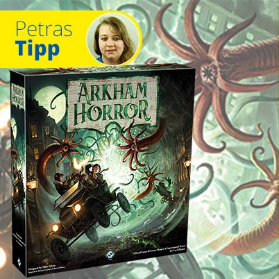 Arkham Horror 3 Edition bei Gameware kaufen!