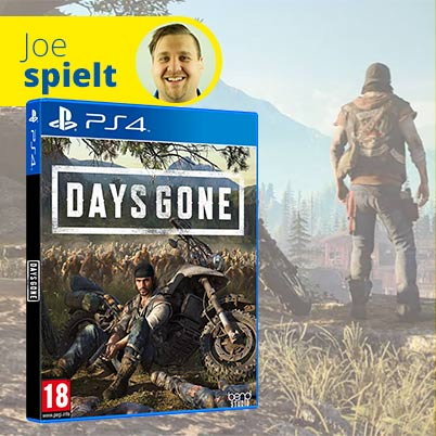 Days Gone bei Gameware kaufen!