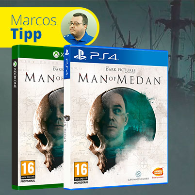 Man of Medan bei Gameware kaufen!