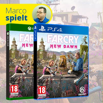 Far Cry New Dawn bei Gameware kaufen!