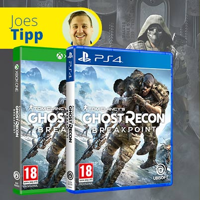 Ghost Recon Breakpoint bei Gameware kaufen!
