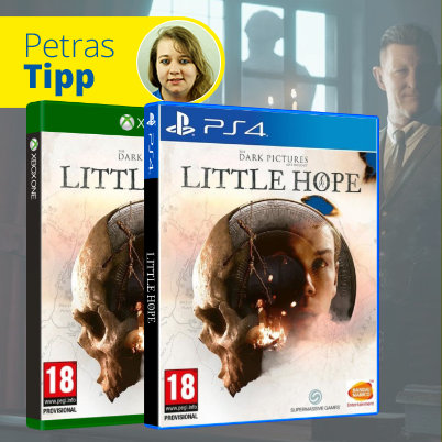 The Dark Pictures: Little Hope für PS4 und  Xbox bei gameware kaufen!
