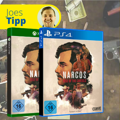 Narcos: Rise of the Cartels bei Gameware kaufen!