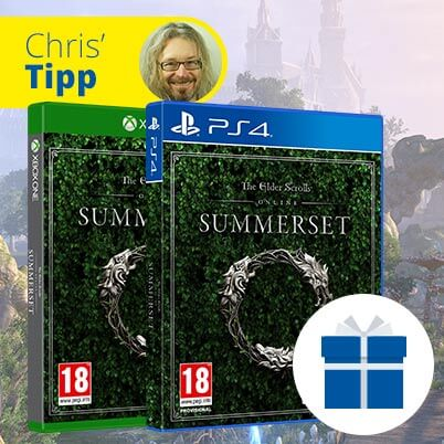 The Elder Scrolls Online: Summerset bei Gameware kaufen!