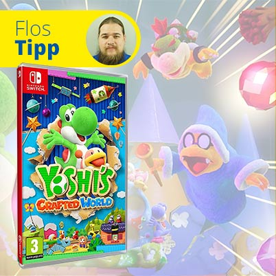 Yoshi's Crafted World bei Gameware kaufen!
