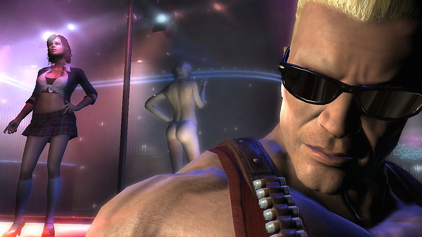 Re: Duke Nukem Forever: The Duke is back