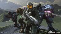 Halo 3 - Gruppenbild mit Master Chief