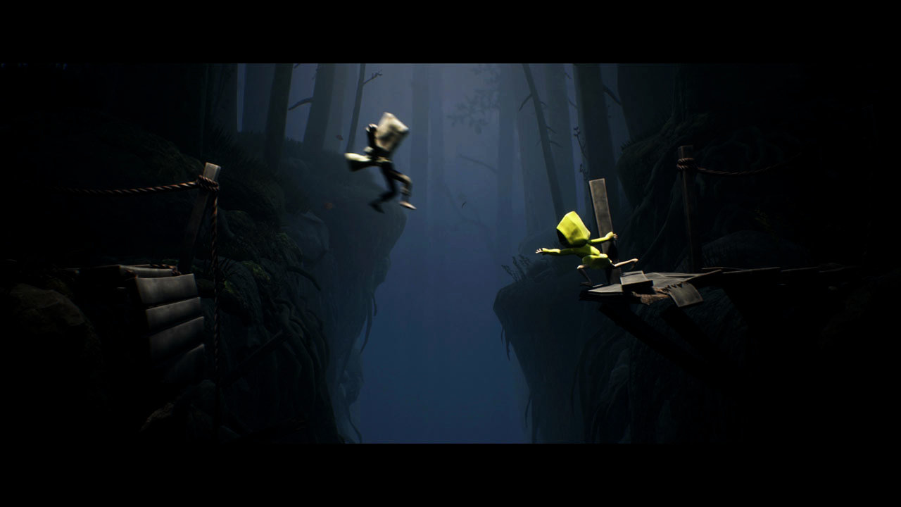 Little Nightmares 2 (PS,Xbox,Switch,PC) - Spring! Ich fang dich!