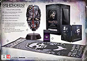 Dishonored 2 Collectors Edition uncut PEGI AT-Version Inhalte