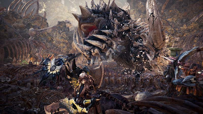 Monster Hunter: World für PS4 und Xbox One