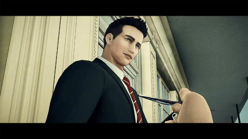 Deadly Premonition 2 (Switch) - Eine Karte?
