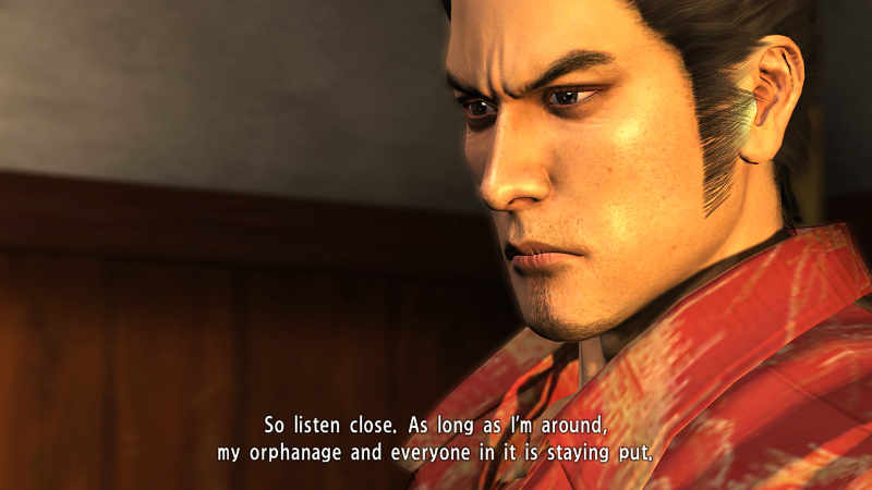 The Yakuza Remastered Collection Screenshots