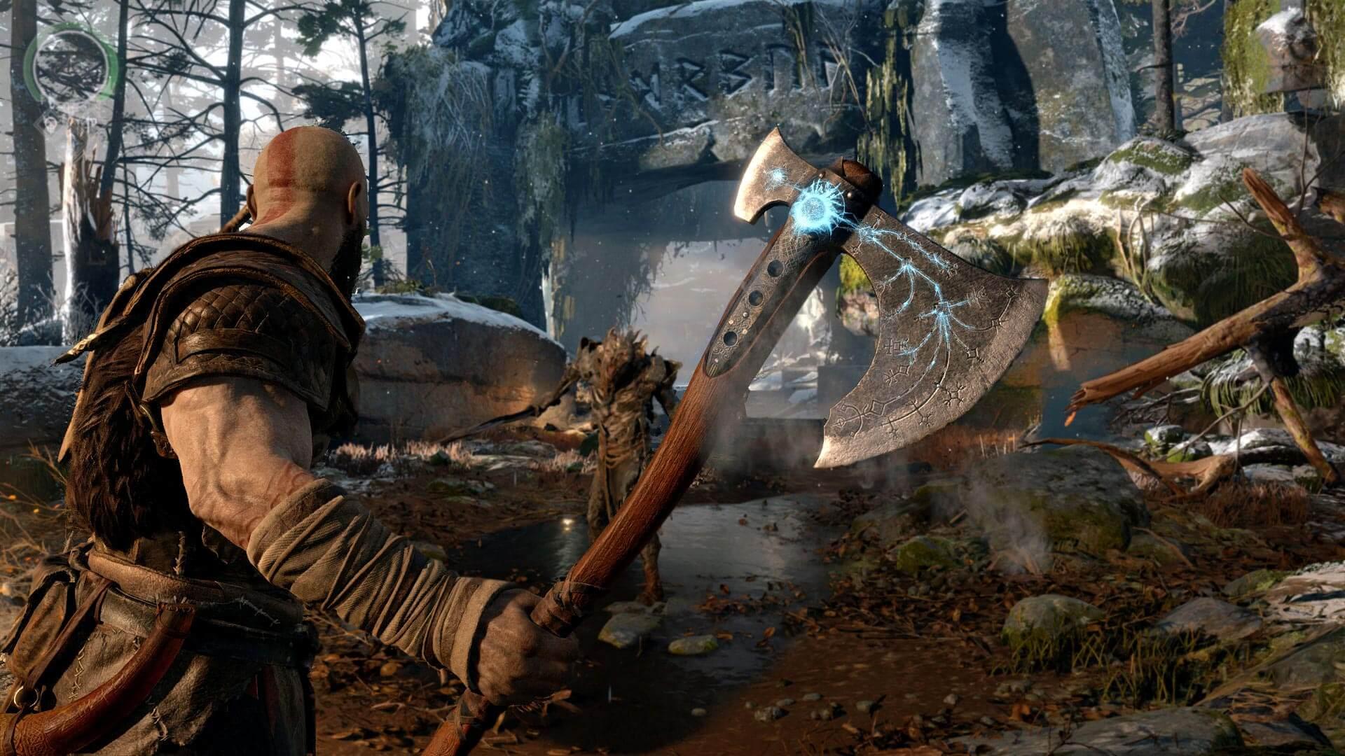 God Of War 4 Gameware At