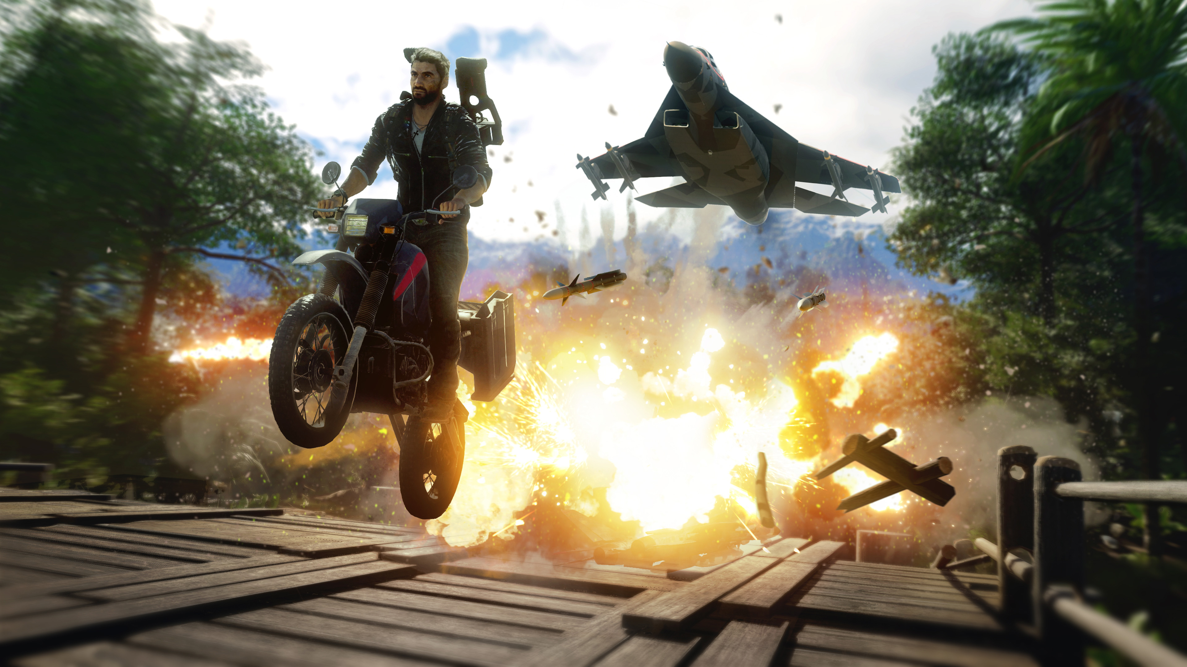 Just Cause 4(PS4, Xbox, PC) - Yee-haw!