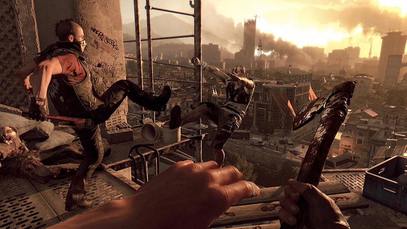 Dying Light 2 (PS4, Xbox, PC) - Dreckig ist es hier schon.