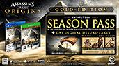 Assassin's Creed: Origins Gold Edition uncut PEGI AT-Version Inhalte