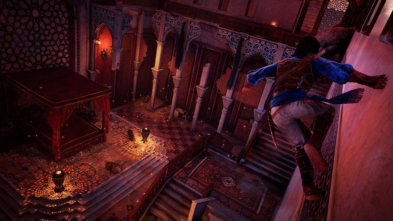 Prince of Persia: The Sands of Time (PS,Xbox) - Ich bin eine Spinne!