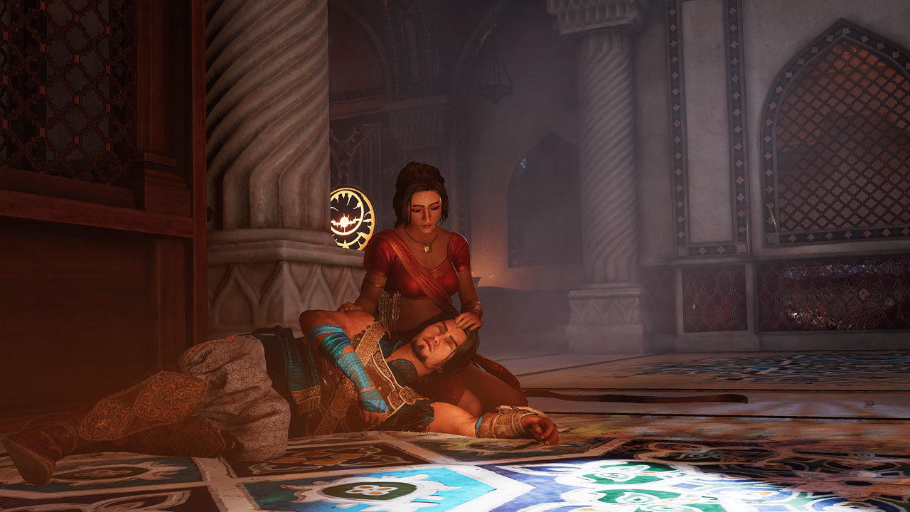 Prince of Persia: The Sands of Time (PS,Xbox) - Schlaf ruhig