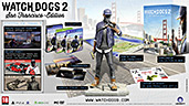 Watch Dogs 2 San Francisco Collectors Edition uncut PEGI AT-Version Inhalte