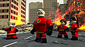 LEGO The Incredibles Screenshots